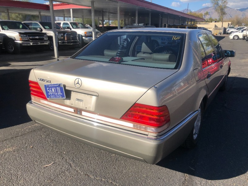 Mercedes-Benz 500 1992 price $3,500