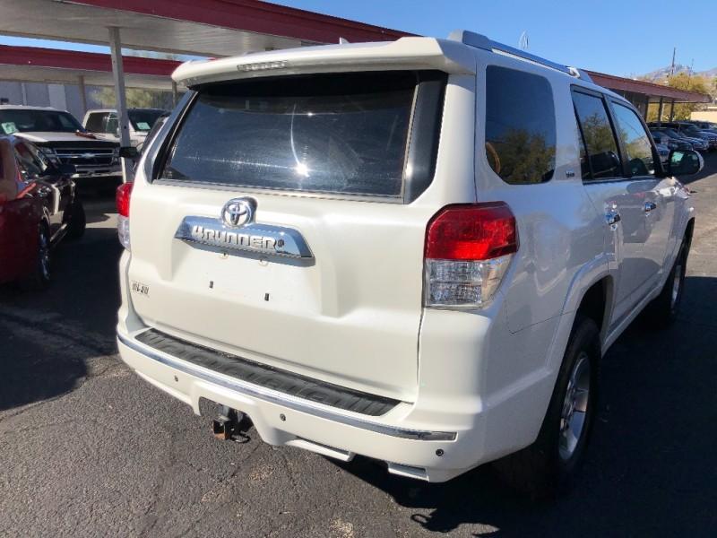 Toyota 4Runner 2012 price $15,500