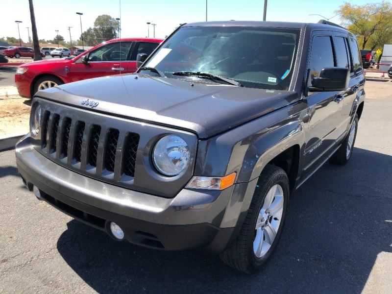 Jeep Patriot 2017 price $16,990