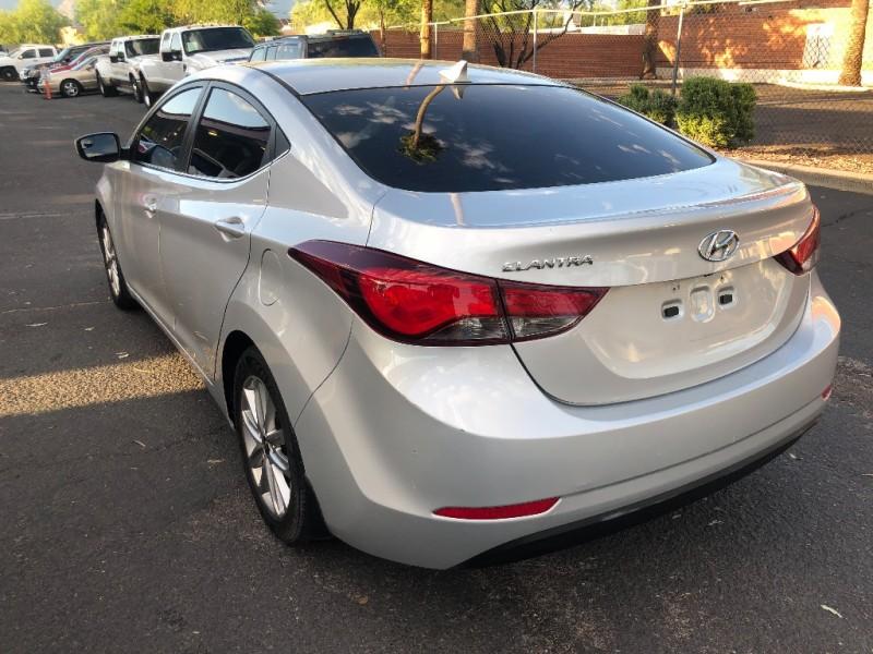 Hyundai Elantra 2015 price $8,798