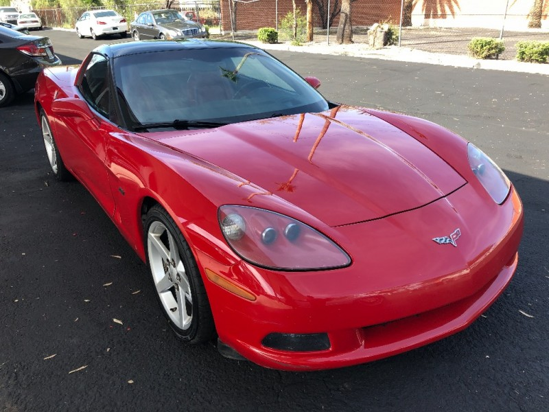 Chevrolet Corvette 2005 price $13,490