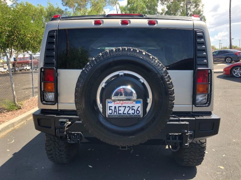 Hummer H2 2003 price $11,990