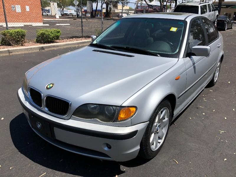 BMW 3 Series 2002 price $3,990