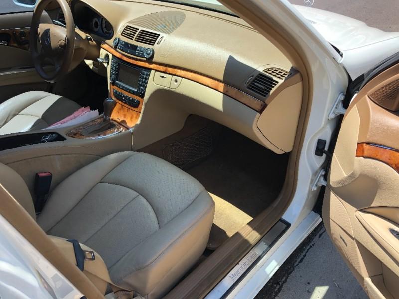 Mercedes-Benz E-Class 2008 price $7,700