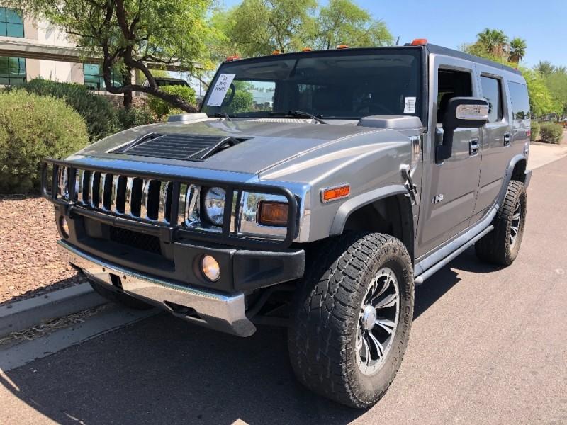 Hummer H2 2008 price $22,990