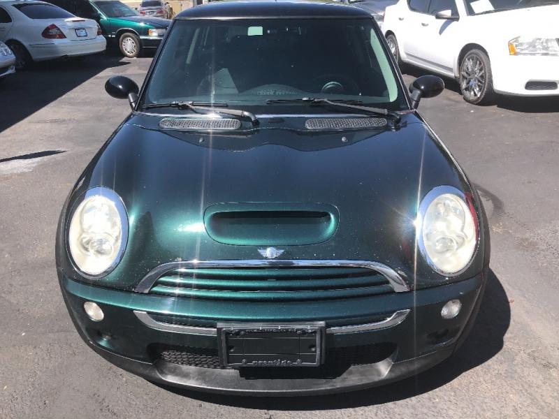 MINI Cooper S 2006 price $5,555