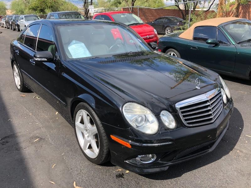 Mercedes-Benz E-Class 2009 price $6,490