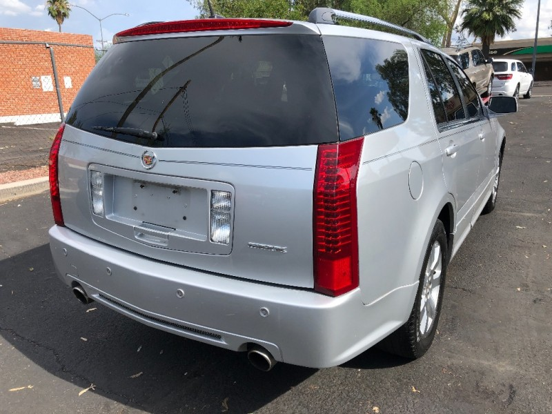 Cadillac SRX 2009 price $5,500