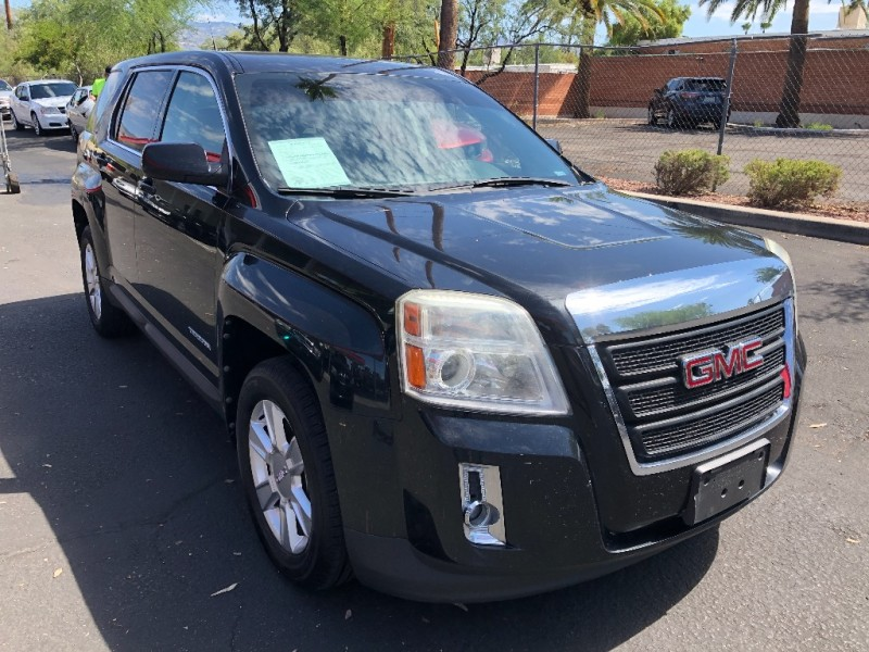 GMC Terrain 2012 price $8,200