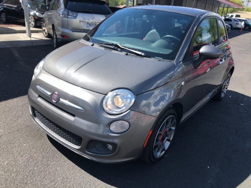 Fiat 500 2013 price $5,990
