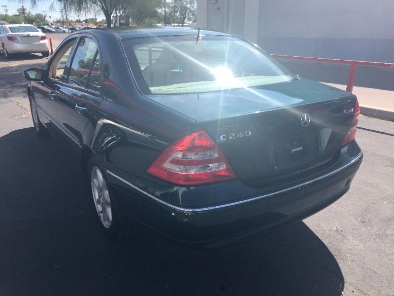 Mercedes-Benz C-Class 2003 price $3,990
