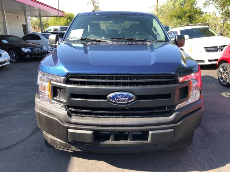 Ford F-150 2018 price $21,550