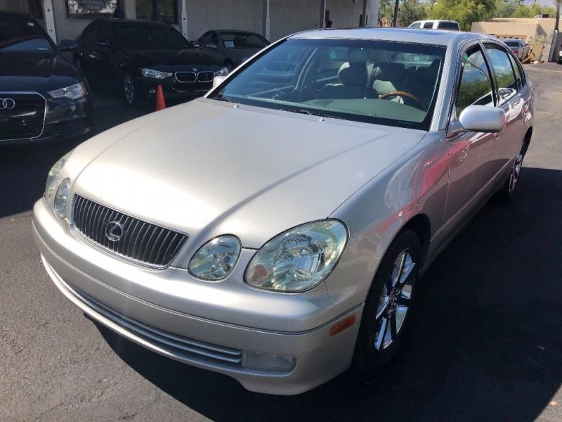 Lexus GS 2004 price $5,499