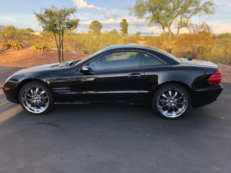 Mercedes-Benz SL-Class 2004 price $16,000