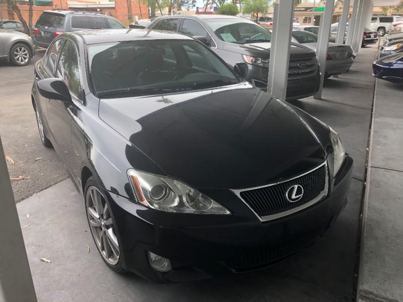Lexus IS 2008 price $8,990