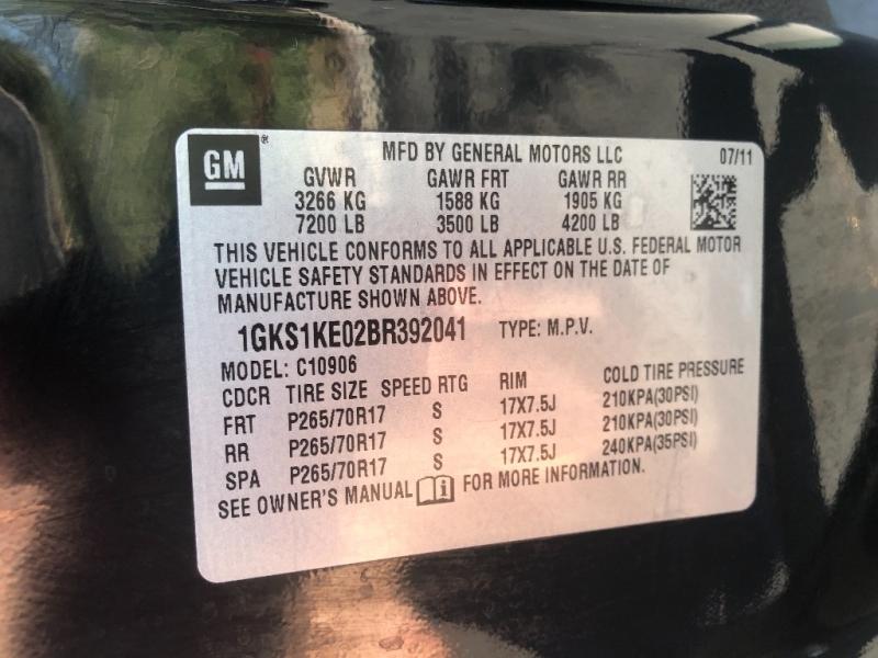 GMC Yukon XL 2011 price $13,990
