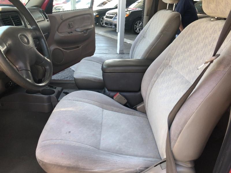 Toyota Tacoma 2003 price $9,300
