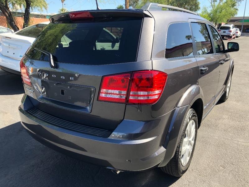 Dodge Journey 2018 price $16,550