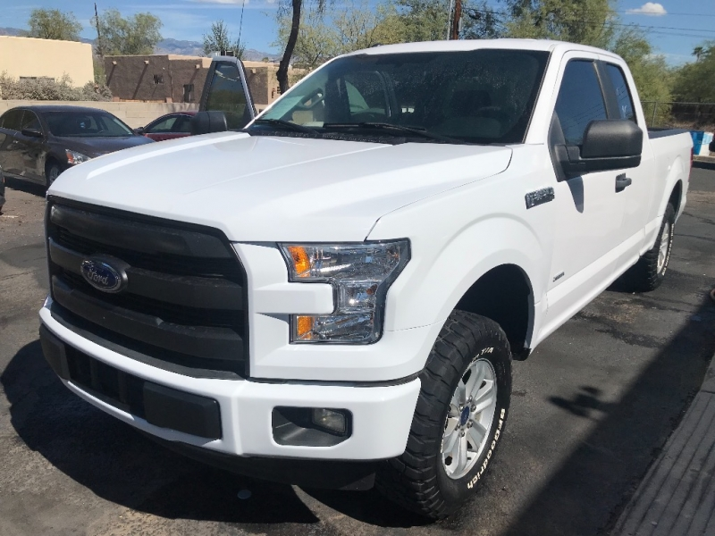 Ford F-150 2015 price $17,390