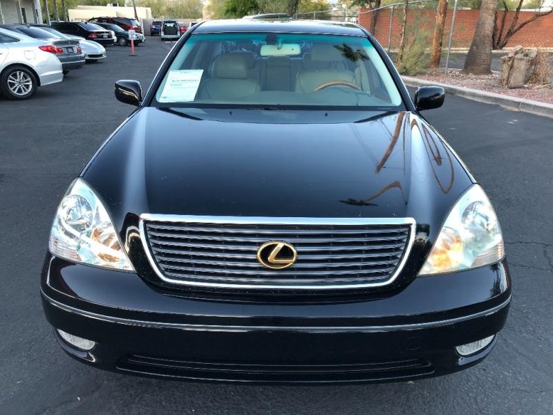 Lexus LS 2002 price $4,990