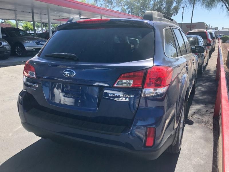 Subaru Outback 2010 price $4,490