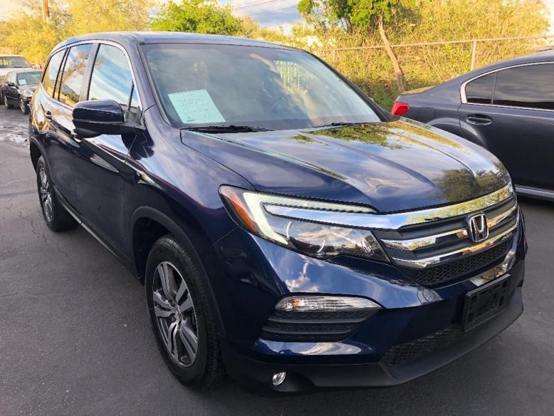 Honda Pilot 2016 price $18,990
