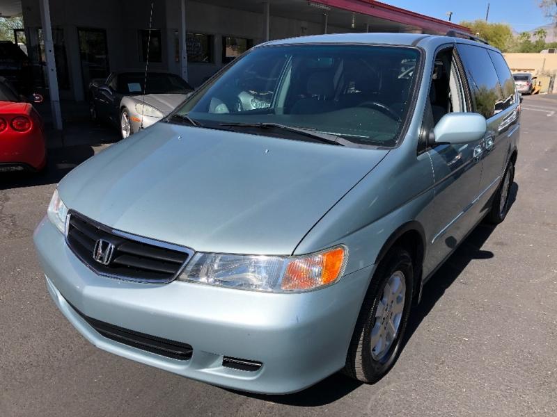 Honda Odyssey 2004 price $4,350