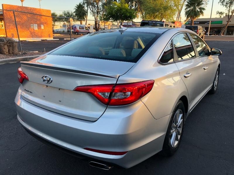 Hyundai Sonata 2016 price $11,876