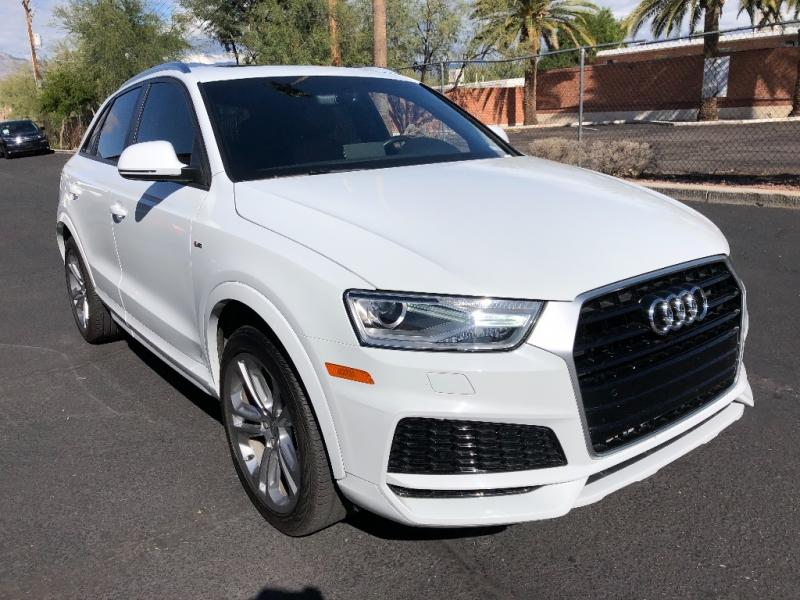 Audi Q3 2018 price $22,490