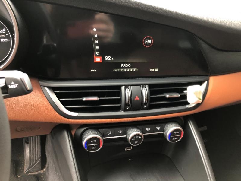 Alfa Romeo Giulia 2017 price $20,990