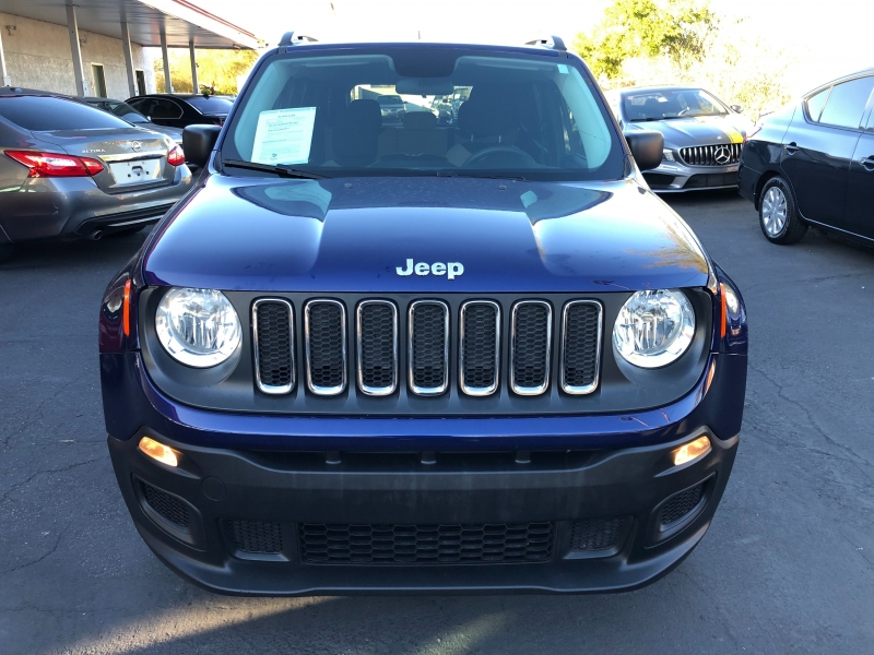 Jeep Renegade 2017 price $12,550