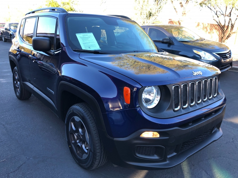 Jeep Renegade 2017 price $13,200