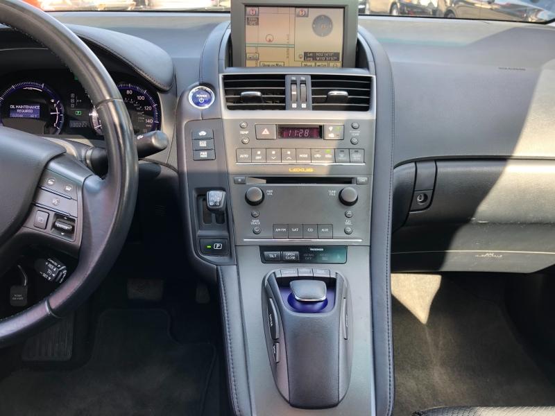 Lexus HS 2011 price $9,490