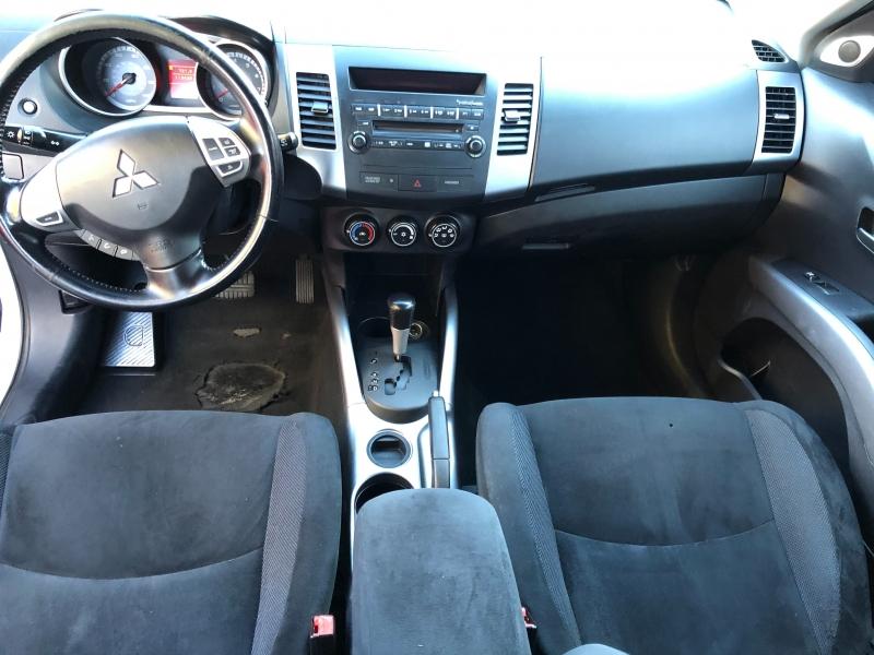 Mitsubishi Outlander 2007 price $5,200