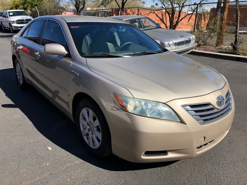 Toyota Camry Hybrid 2007 price $4,400