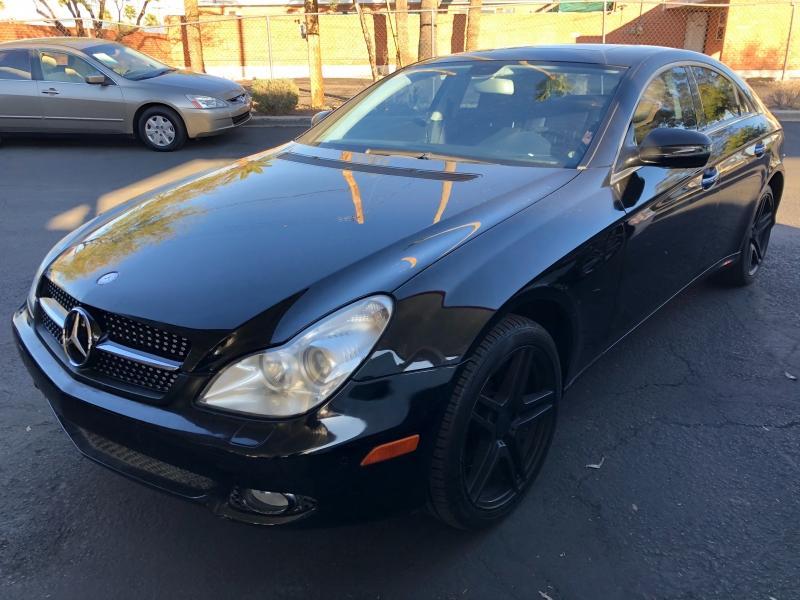 Mercedes-Benz CLS 2010 price $12,100