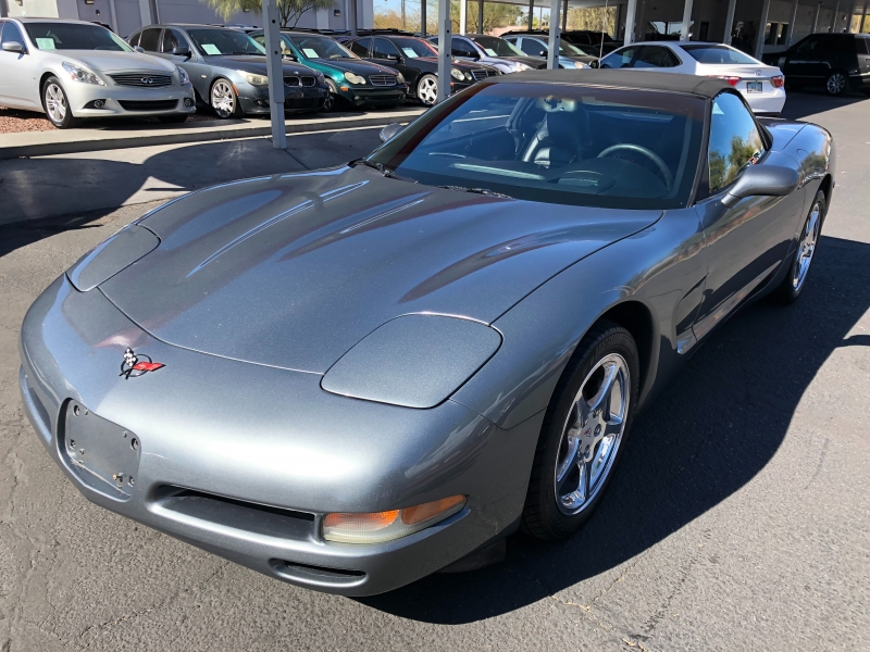 Chevrolet Corvette 2004 price $17,400