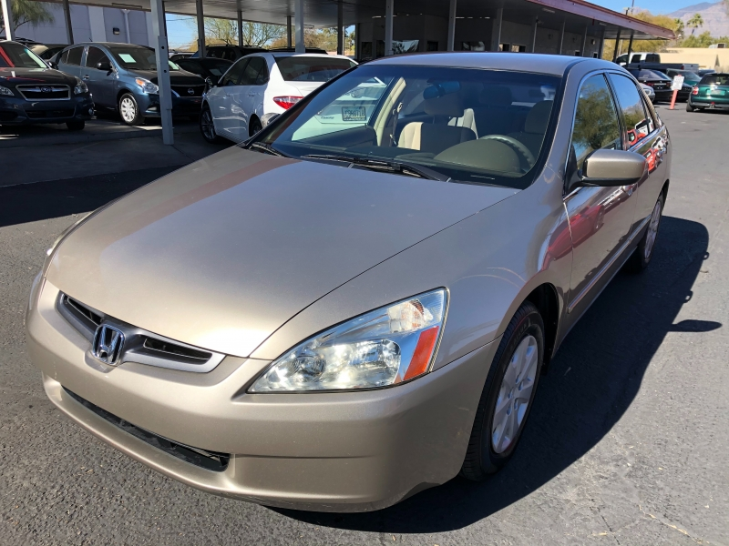 Honda Accord 2004 price $6,350