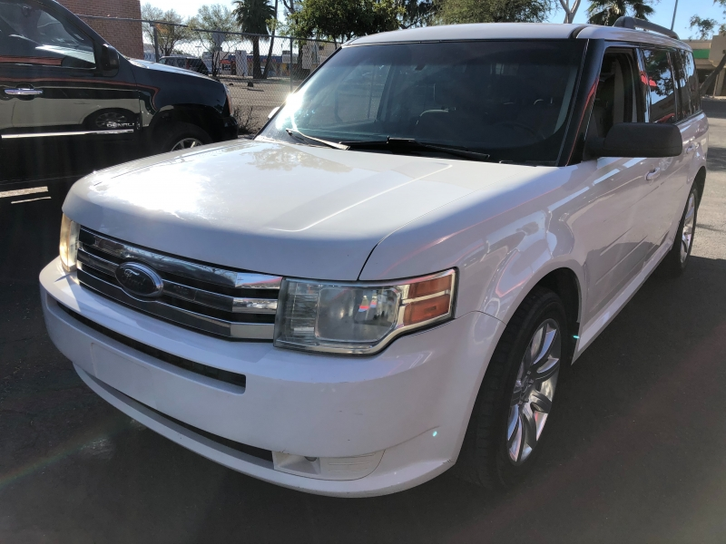Ford Flex 2010 price $4,990