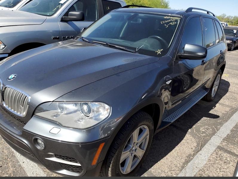 BMW X5 2012 price $12,700