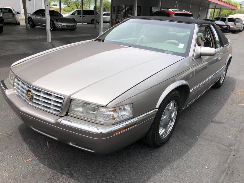 Cadillac Eldorado 1998 price $3,290