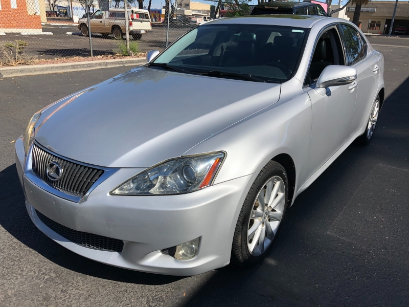 Lexus IS 250 2009 price $7,700