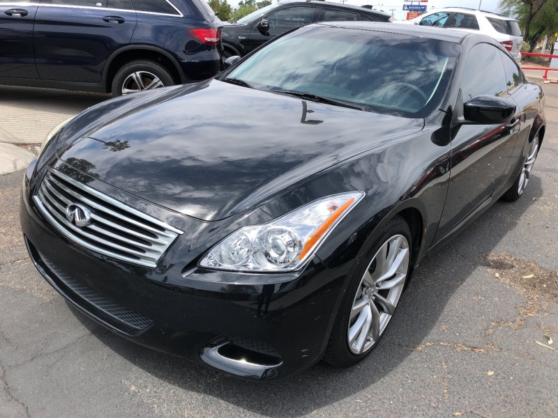 Infiniti G37 Coupe 2008 price $8,490
