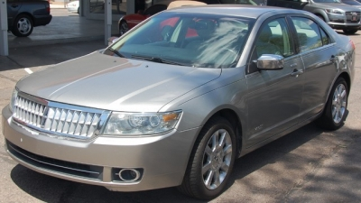 Lincoln MKZ 2009