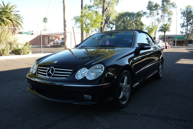Mercedes-Benz CLK 2004 price Call for Pricing.
