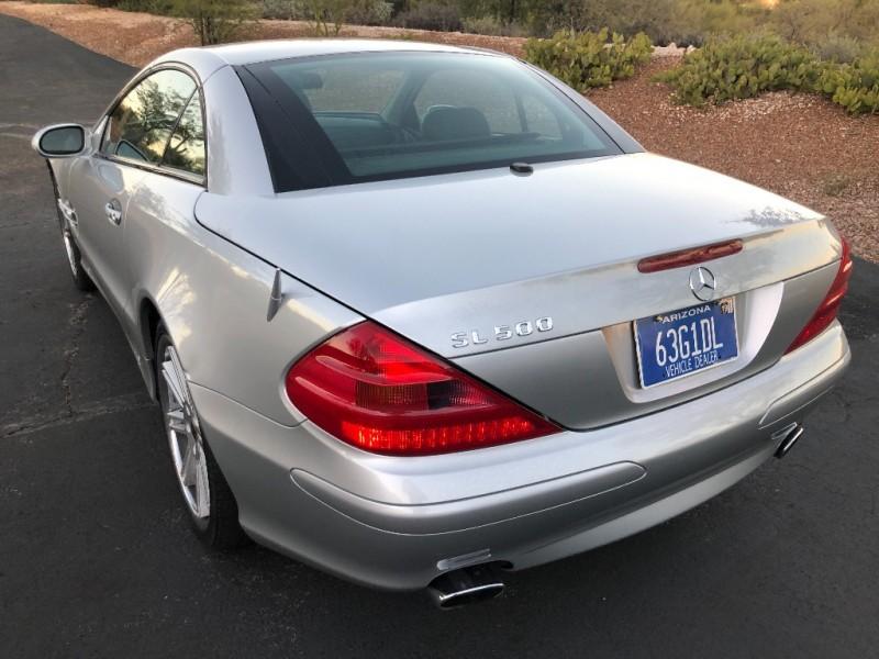 Mercedes-Benz SL-Class 2003 price $13,890