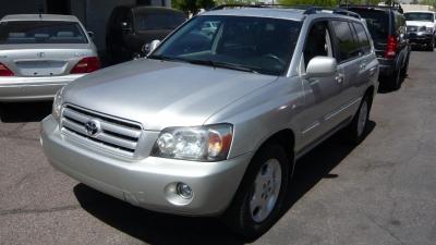 Toyota Highlander 2005