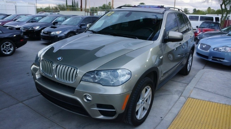 BMW X5 2012 price $14,500