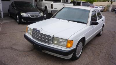 Mercedes-Benz 190-Class 1990