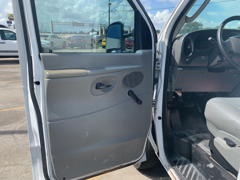 FORD E-SERIES CARGO 2008 price Call for Pricing.